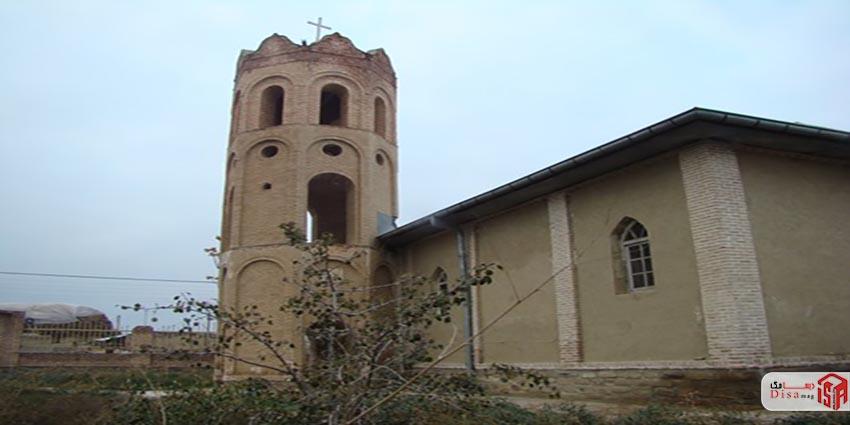 معماری کلیسای مارگیورکیس