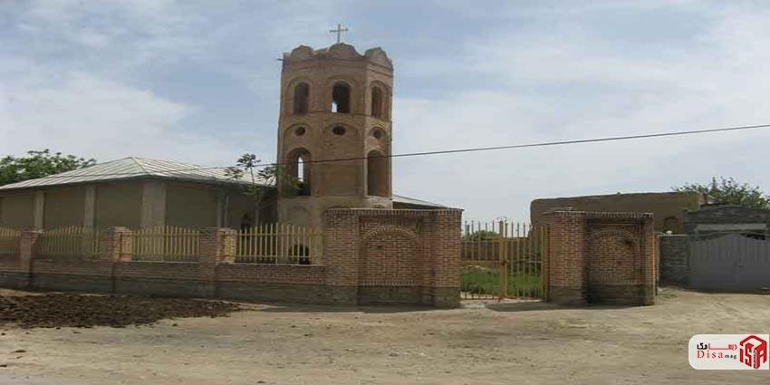 تاریخچه کلیسای آشوری مارگیورکیس