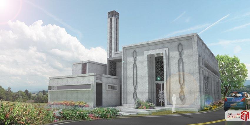 پایان نامه مسجد