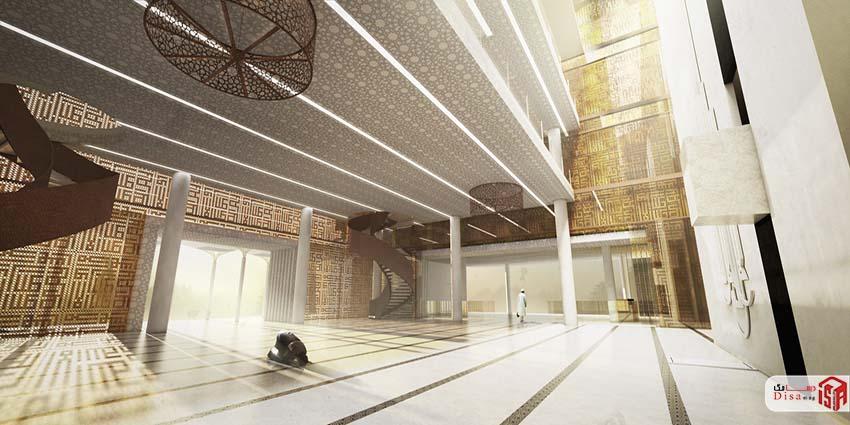 رساله طراحی مسجد